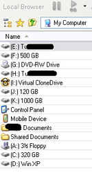 Drives list in My Computer level is not listed by any (known) rule-fxp1-png