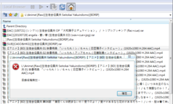 Double click open file fail-xx-png