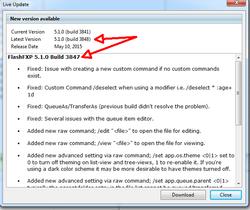 FlashFXP Upgrading-xmmm-png