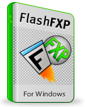 FlashFXP Product Box