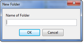 FlashFXP | Create new folder dialog